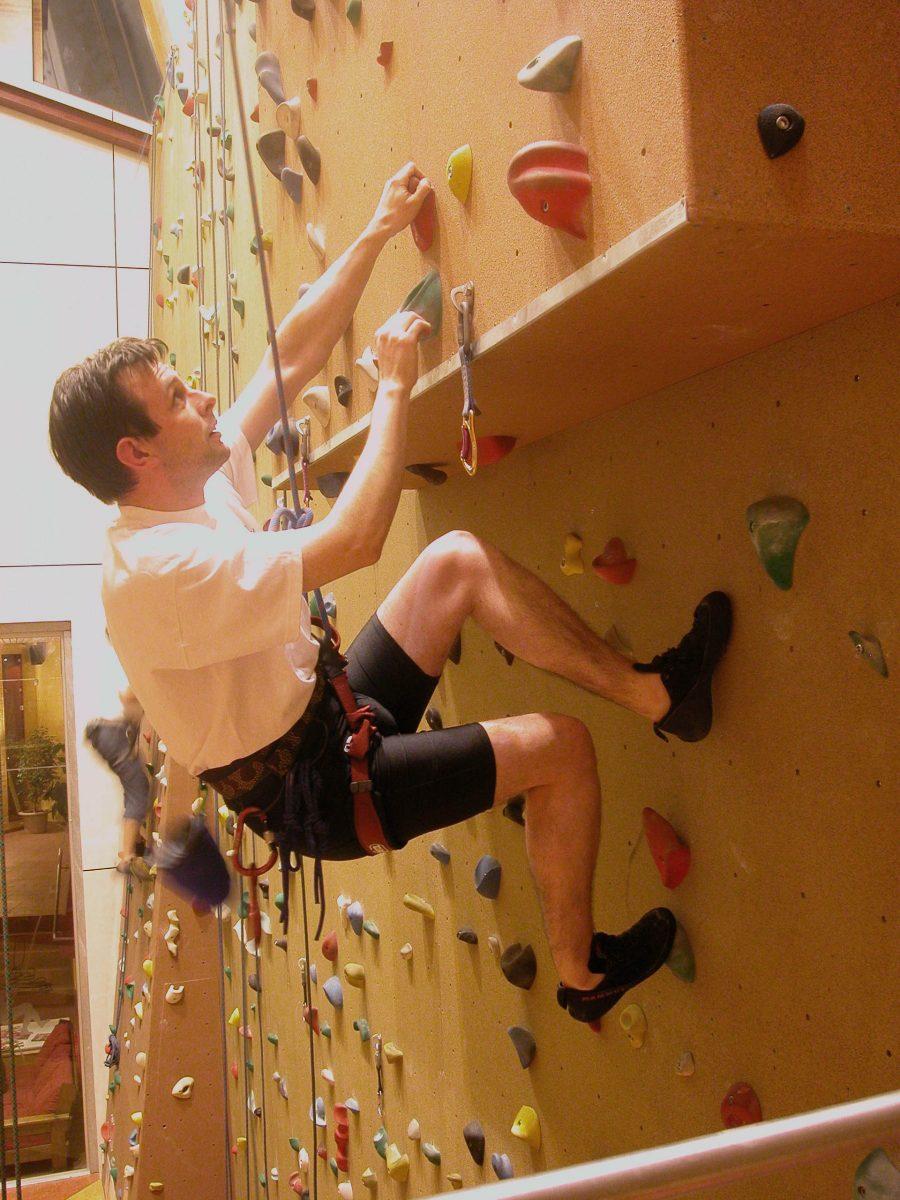 Beginnende klimmer beginnerscursus