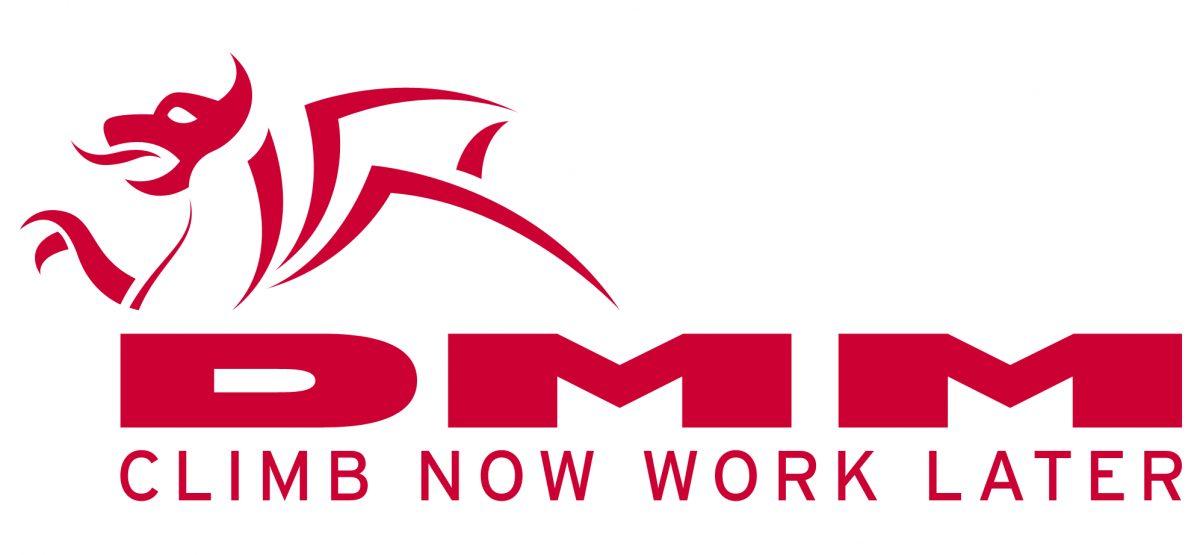 DMM logo red