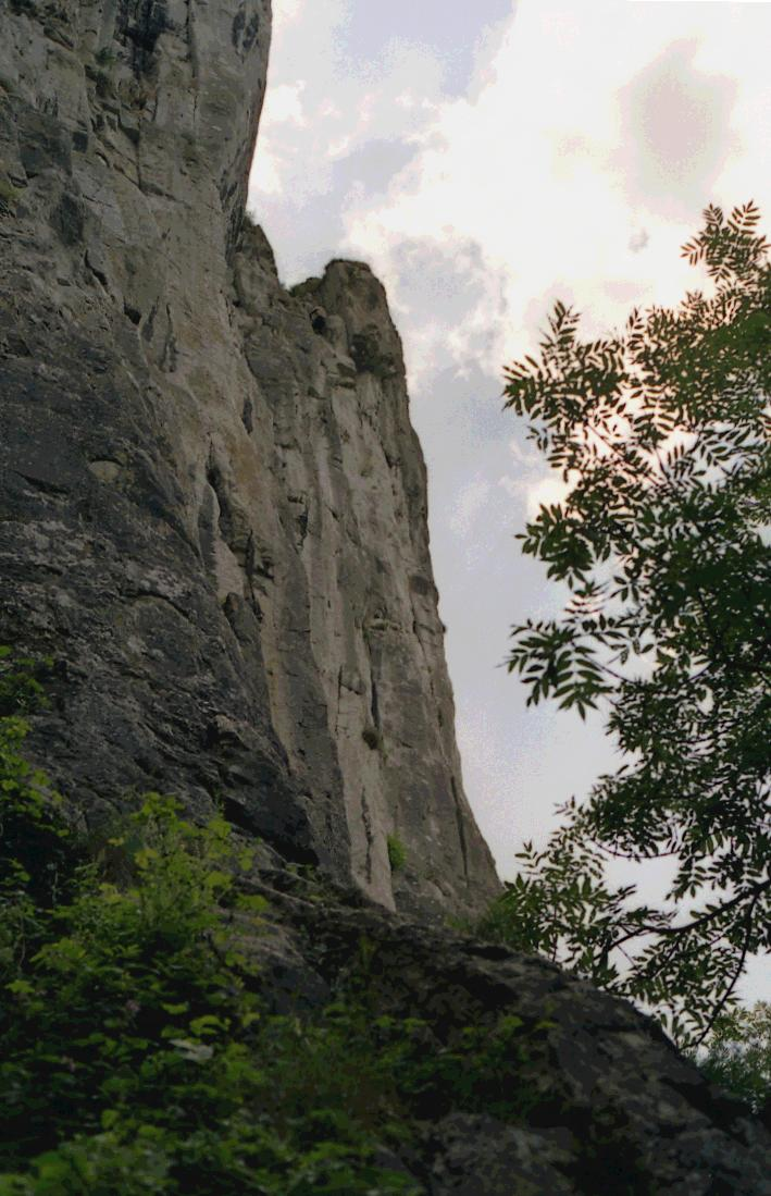 Freyr rotswand