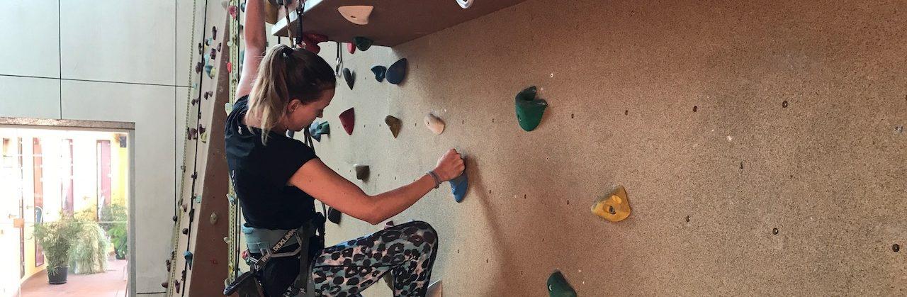 klimmen, dakje techniek, cursus